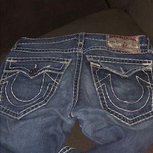 Men's True Religion Jeans size 34x32